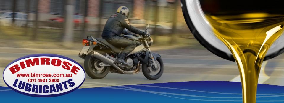 Oil for motorbikes